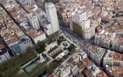 'Proyecto X' renovará la madrileña Plaza de España